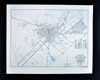 Dripping Springs Texas Map on