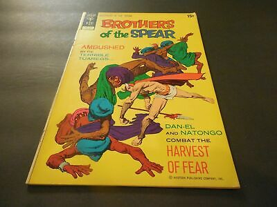 Brothers Of The Spear #1 June 1972 Bronze Age Gold Key Comics            ID:2754
