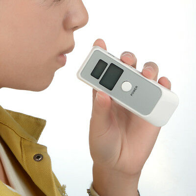 Police Digital Breath Alcohol analyseur testeur LCD éthylotest test détecteur FR