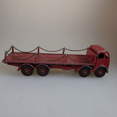 Dinky Toys Nr. 505 Foden Flat Truck With Chains ab 1953 (52050)