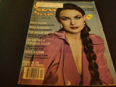Country Song Roundup Apr 1980 Crystal Gayle, Buck Owens      ID:37547