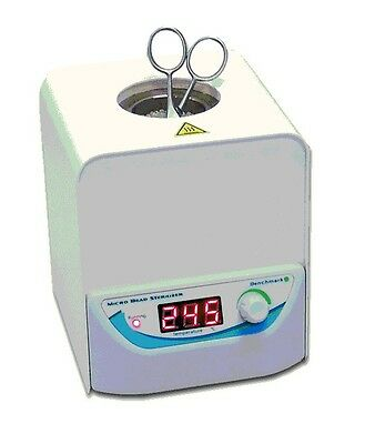 NEW Benchmark B1201 Micro Glass Bead Sterilizer For Small Research Tools