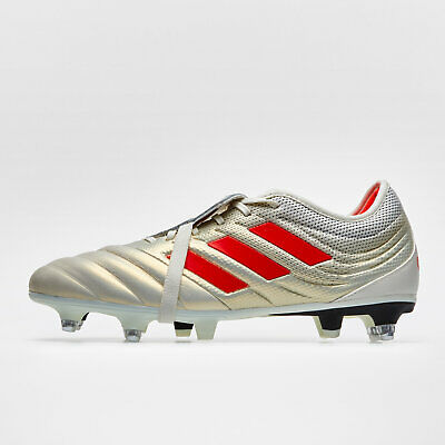 e745af551 adidas Mens Copa Gloro 19.2 SG Football Boots Studs Trainers Sports Shoes  White