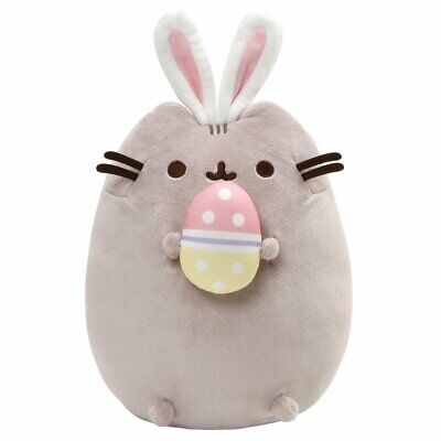 Pusheen Easter Bunny Snackable With Egg Plush Soft Toy *BRAND NEW*
