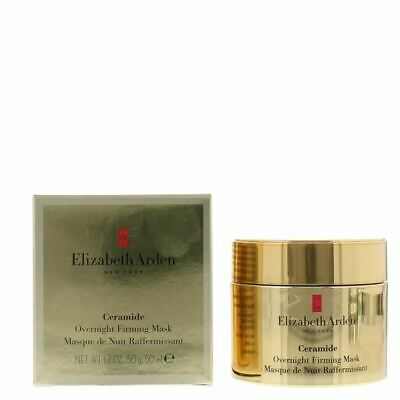 Elizabeth Arden Ceramide Overnight Firming Mask 50ml - Damaged Box