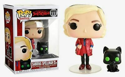 Sabrina & Salem the Cat (Chilling Adventures of Sabrina) Funko Pop!