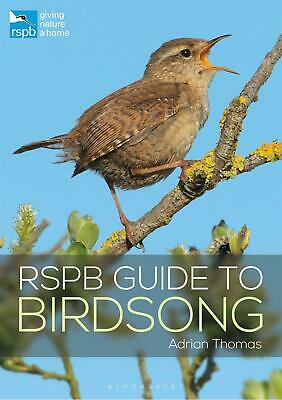 RSPB Guide to Birdsong by Adrian Thomas
