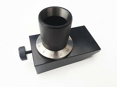 End Mill Grinding Fixture Base