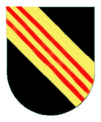 Address Labels - 5th Special Forces  - Group - Crest  (Choose One)