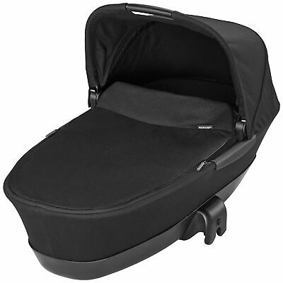 Maxi-Cosi Foldable Carrycot - Black Raven.