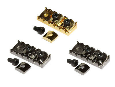 Various Finishes NEW Gotoh EP-B2 Strap Buttons for Fender® Guitar//Bass