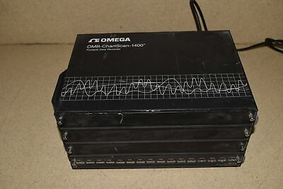 Omega Omb-Chartscan-1400 Portable Data Recorder