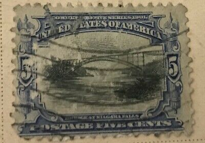 13 US Stamps 1901-1907