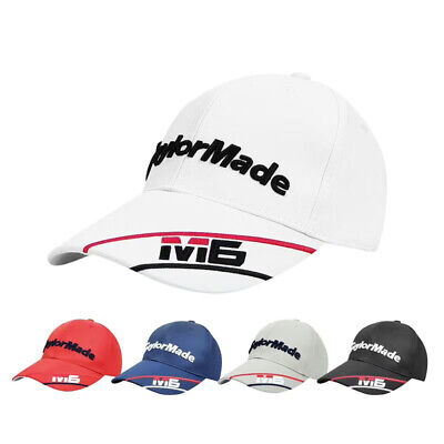 New Golf Baseball Cap TaylorMade M6 Embroidery Casual Strapback Adjustable Hat