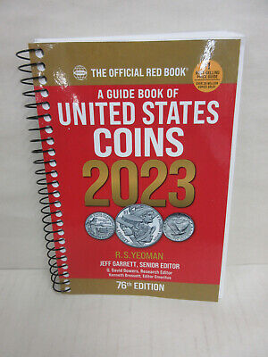 2020 Red Book of United States Coins Yeoman 73rd ed. Softcover Spiral Guide Book