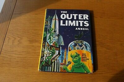 Outer limits annual1964 Space family robinson annuel 1963/66 x2