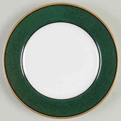 Fitz & Floyd SHAGREEN-TEAL GREEN Bread & Butter Plate 129656