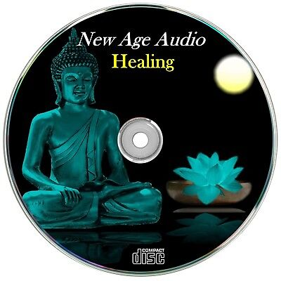 New Age Audio 3, Synthetische Entspannungs Musik, Yoga, Heilung, Chill Out   ✔CD