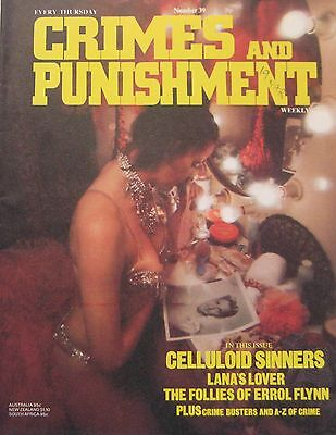 Crimes and Punishment magazine Issue 39 - Celluloid Sinners