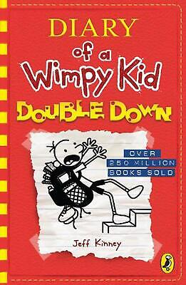 Diary of a Wimpy Kid: Double Down (Diary of a Wimpy Kid Book by Jeff Kinney Pape