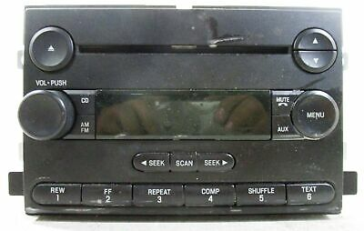 2009 ford fusion radio not working