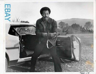 Jim Brown Slaughter >> Jim Brown Barechested Slaughter Vintage Photo 49 00