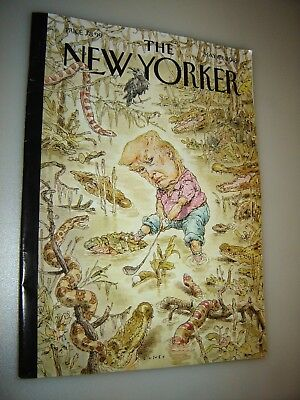 The New Yorker Magazine May 21 2018 Trump's War sur Government