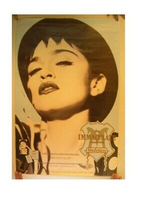 Madonna Poster The Immaculate Collection