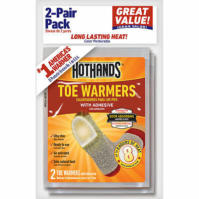 HotHands Toe Warmer - Bag of 2 Pairs