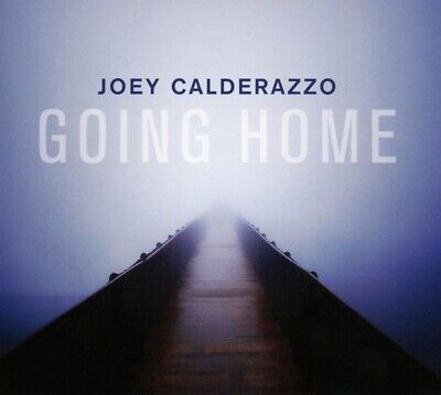Joey Calderazzo / + - Going Home CD Sunnyside NEW