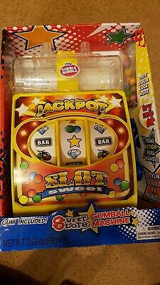 Dubble Bubble AMERICA Gumball Jackpot, working complete with sweets. Orginal box