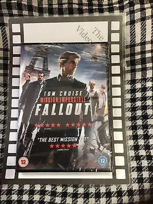 Mission Impossible - Fallout (BRAND NEW)