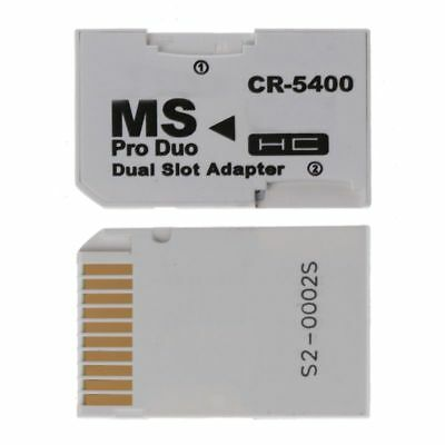 For PSP Card Memory Card Adapter SDHC Cards Adapter Micro SD/TF to MS PRO Duo