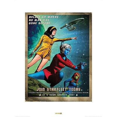 Star Trek (join Starfleet) 50th Anniversary