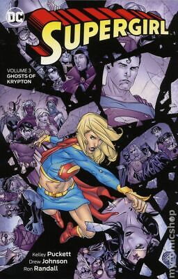 Supergirl TPB (2016- DC) 4th Series Collections #3-1ST 2017 NM Stock Image