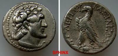 89CKM19) PTOLEMAIC KINGS of EGYPT. Ptolemy VI Philometor. First sole reign, VF