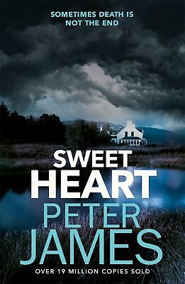 Sweet Heart by Peter James Paperback Book Free Shipping!
