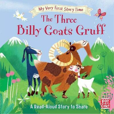 My Very First Story Time: the Three Billy Goats Gruff: Fairy Tale with picture g