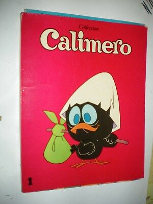 Collection CALIMERO n° 1 - 1er trim. 1977 -