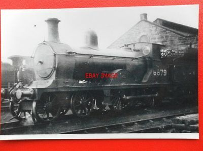 Photo  Lner  (Gnsr) Class D41  Loco No 6879 Great North Of Scotland Railway