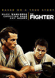 The Fighter [DVD], Excellent DVD, Mark Wahlberg, Christian Bale, Amy Adams, Meli