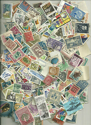 500 Worldwide Stamps,  All Different, No Us 32