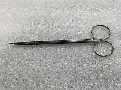 V. Mueller CH5675 Potts Tenotomy Scissors Curved Mirror Finish 6""
