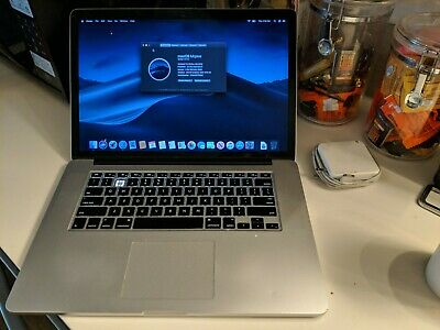 APPLE 2012 MACBOOK Pro Retina 15