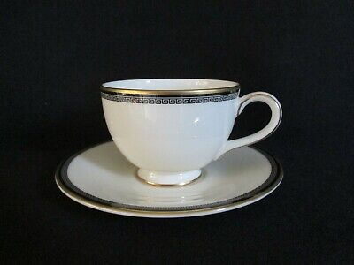 Royal Doulton - OLYMPIA - Teacup and Saucer