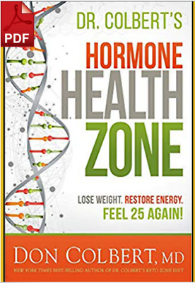 [PDF] Dr Colbert's Hormone Health Zone Lose Weight Restore Energy Feel 25 Again