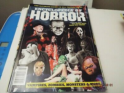 THE ULTIMATE GUIDE TO ALL THINGS SCARY Encyclopedia of Horror