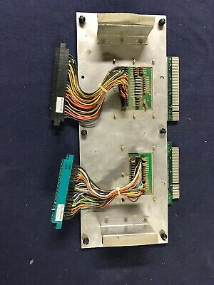 Nintendo Arcade Game Vs. Dual Red Tent RF Filter Interconnect PCB Untested