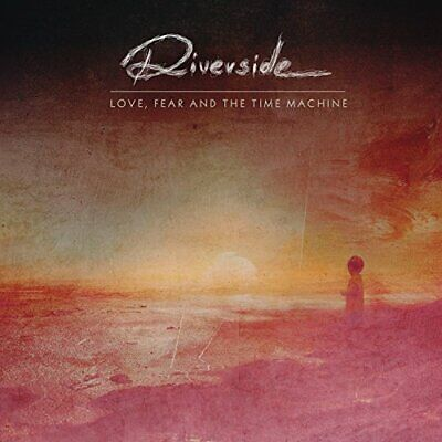Riverside - Love Fear and the Time Machin - Double CD - New
