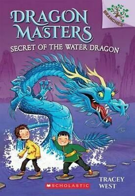 NEW Dragon Masters Secret of the Water Dragon By Tracey West Paperback